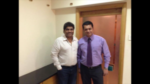 Johnny Lever - Actor & Comedian
